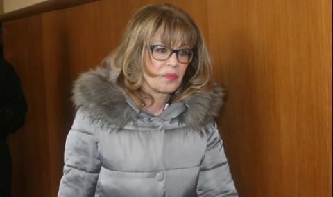 ВАС окончателно потвърди дисциплинарното наказание на съдия Ченалова