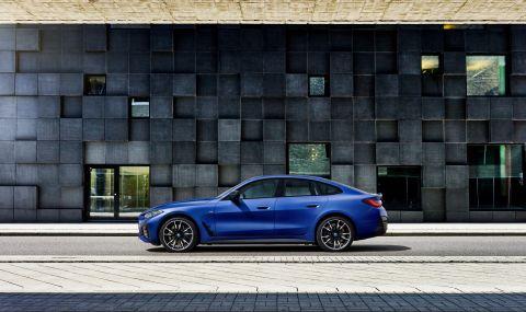 BMW представи първата М Performance електрическа кола - 3
