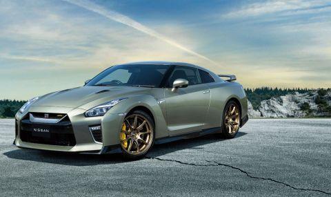 Nissan представи новия GT-R - 1