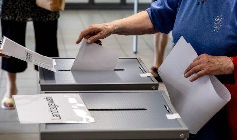 Регионални избори в Германия