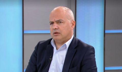 Свиленски: Правителството трябва да досвали Борисов