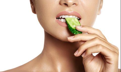 Защо да ядем краставици всеки ден - 1