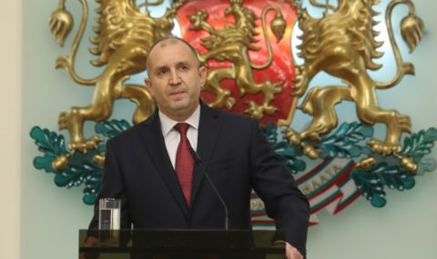 Президентът поздрави българските мюсюлмани за празника Курбан байрам