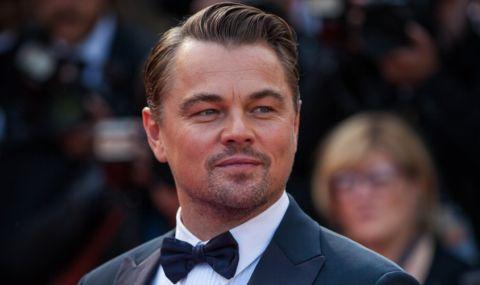 Как Леонардо Ди Каприо посрещна 2021 г.?