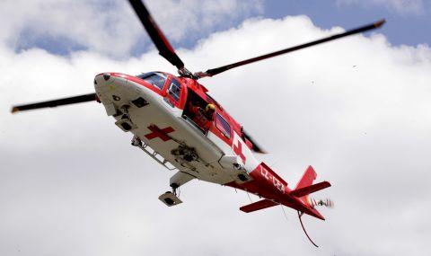 Предвижда се България да закупи 6 медицински хеликоптера