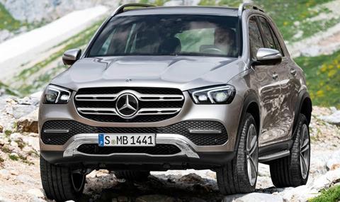 Това е новото GLE на Mercedes
