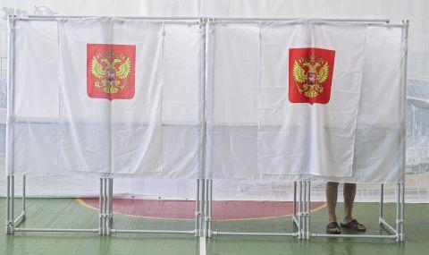 Единна Русия печели изборите в Русия - 1