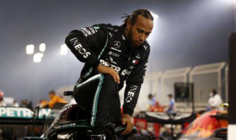 Люис Хамилтън с ултиматум към Mercedes