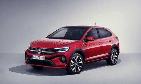 Volkswagen представи пореден нов кросоувър - 1