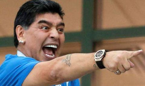Потресаваща теория за смъртта на Марадона: Заради хапчета ли си отиде Дон Диего?