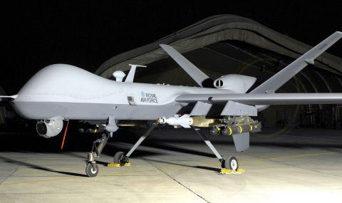 САЩ разположиха ударни дронове близо до България