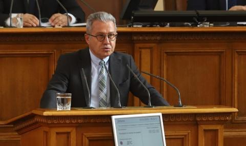 Йордан Цонев: За нас е винаги добре това правителство да падне