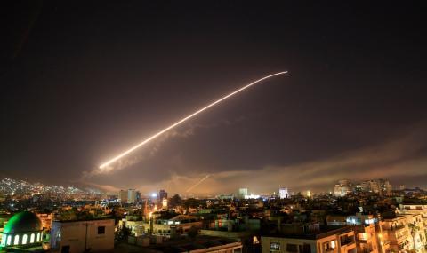 Израелски самолети атакуваха Сирия