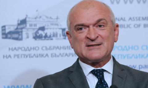 Синът на депутат от ГЕРБ - глава на контрапротест