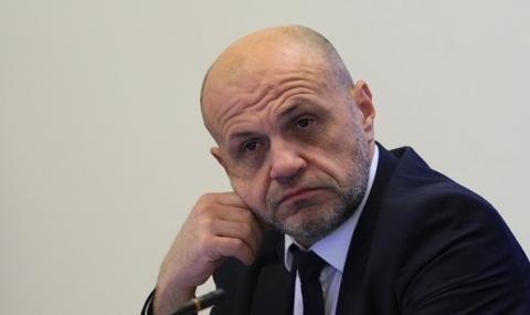 Томислав Дончев: Утре ще има решение за водната криза в Перник