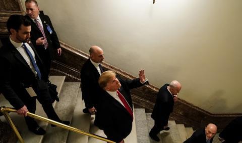 Тръмп разчита на лоялността на партията