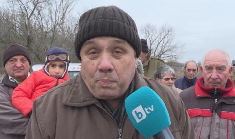 Три села на протест в Ямболско