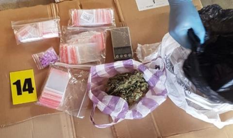 Със спецоперация хванаха двама наркодилъри във Варна