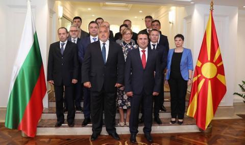 Скопие: Борисов да не ни заплашва с Гоце Делчев