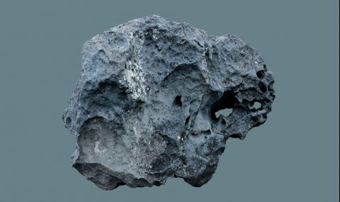Фермер продаде метеорит, паднал в нивата му,