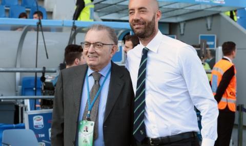 Почина президент на клуб от Серия А