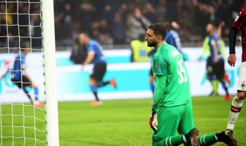 Милан се надява да задържи Донарума само още един сезон