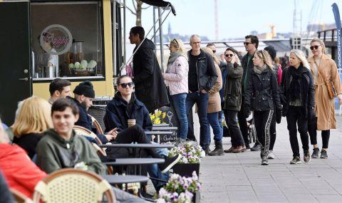 Всеки ден Швеция изхвърля много ваксини на