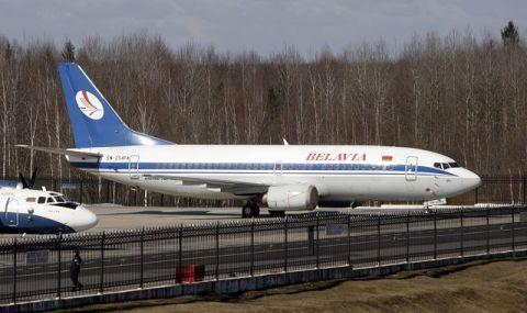 Чартърните полети от Беларус до Бургас и Варна са анулирани