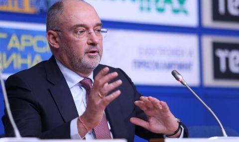 Дясната ръка на Бербатов: БФС води неадекватна политика по отношение на човешките ресурси