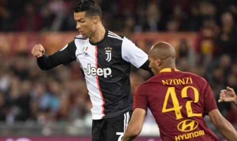 Роналдо се изгаври със съперник (ВИДЕО)