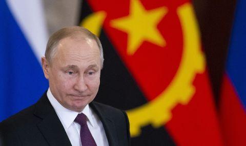Владимир Путин към репортер: Това ли е американската свобода на словото? - 1
