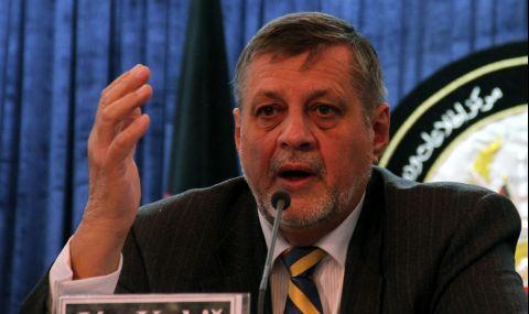 ООН избра пратеник в Либия