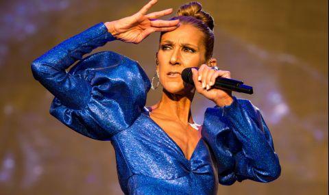 Селин Дион отново отложи европейското си турне