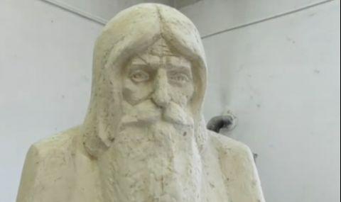 Ученици изработват паметник на дядо Добри