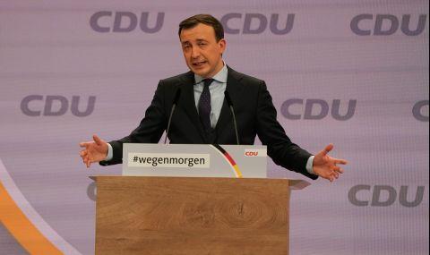 Денят на големия избор в Германия