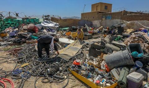 ООН предупреди: Задава се хуманитарна катастрофа в Афганистан! - 1