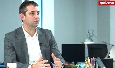 Димитър Делчев пред ФАКТИ: Спрат ли се паричните потоци, няма да има купуване на гласове
