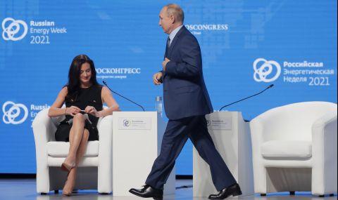 Красива американска журналистка впечатли Владимир Путин - 1
