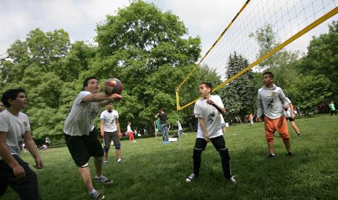 17 май - Ден на българския спорт