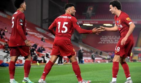 Шампионите от Ливърпул победиха Челси в голов спектакъл