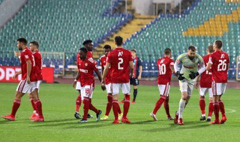 Жозе Моуриньо пуска резервите срещу ЦСКА - 1
