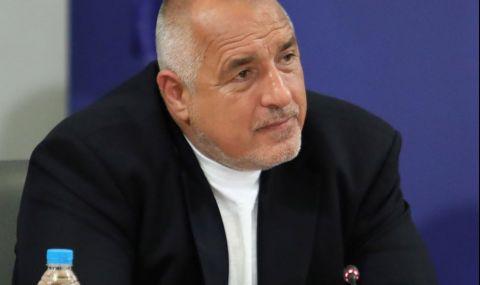 Бойко Борисов: Сменят Изборния кодекс, за да има Радев служебна победа