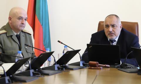 Борисов към Мутафчийски: Не сядай на мойто място, че с тоя рейтинг ставаш рисков