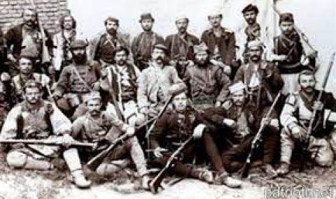3 юни 1862 година - Бойното кръщение на Първа българска легия