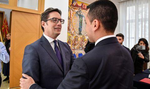 Северна Македония няма алтернатива на ЕС