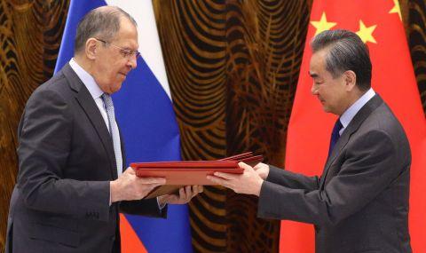 Китай зове Русия за обединение