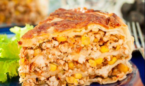 Рецепта на деня: Мексиканска солена торта