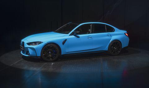 BMW показа палитра от цветове за новите М3 и М4 - 6