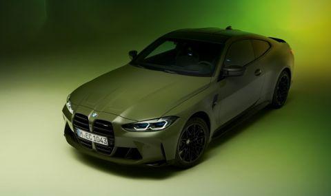 BMW показа палитра от цветове за новите М3 и М4 - 8