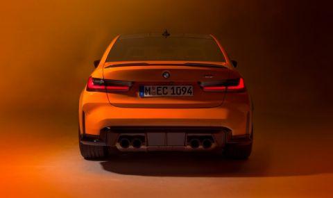 BMW показа палитра от цветове за новите М3 и М4 - 9